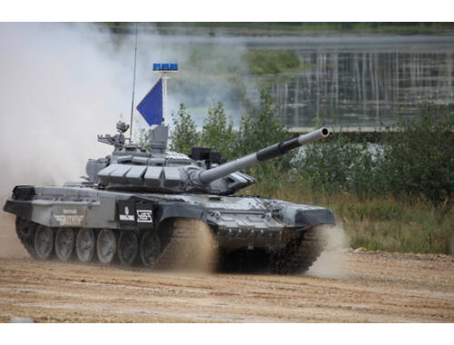 Trumpeter Russian T-72B3M MBT 1:35 (9510)