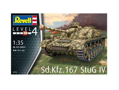 Revell Sd.Kfz. 167 StuG IV 1:35 (3255)