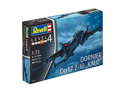 Revell Dornier Do17 Z-10 Kauz Heli 1:72 (3933)