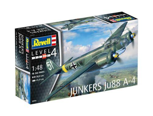 Revell Junkers Ju88 A-4 1:48 (3935)