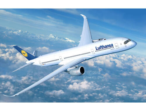 Revell Airbus A350-900 Lufthansa 1:144 (3938)