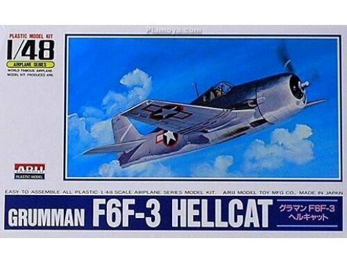 ARII Grumman F6F-3 HELLCAT 1:48 (304099)