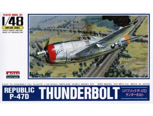 ARII Republic P-47D THUNDERBOLT 1:48 (304167)