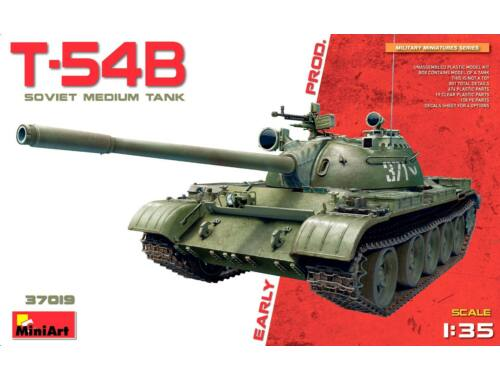 Miniart Russian T-54B Early Prod. 1:35 (37019)