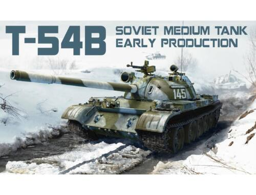 Miniart Russian T-54B Early Prod. Interior Kit 1:35 (37011)