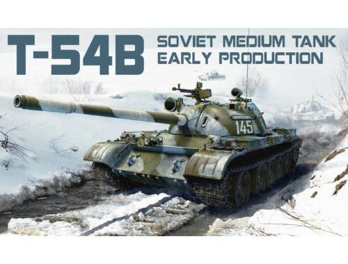 Miniart Russian T-54B Early Prod. Interior Kit 1:35 (37011)