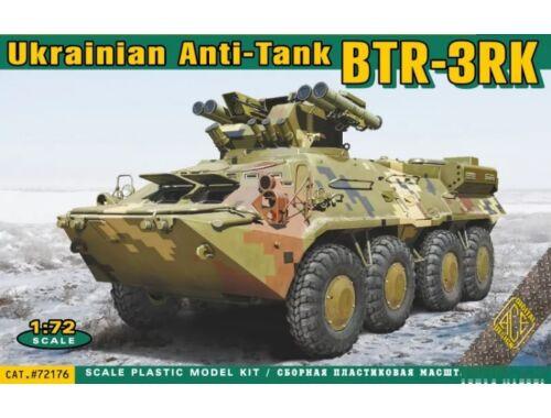 ACE BTR-3RK Ukrainian anti-tank vehicle 1:72 (72176)