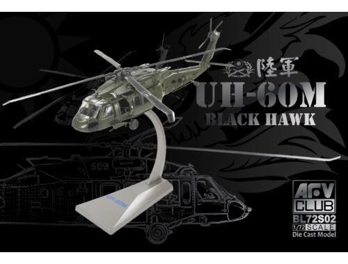 AFV Club ROC Army UH-60M Black Hawk AF1 1:72 (BL72S02)