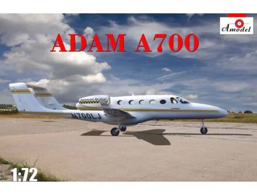 Amodel Adam A700 US civil aircraft 1:72 (72370)