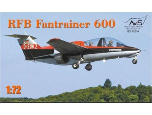 Avis RFB Fantrainer 600 1:72 (72016)