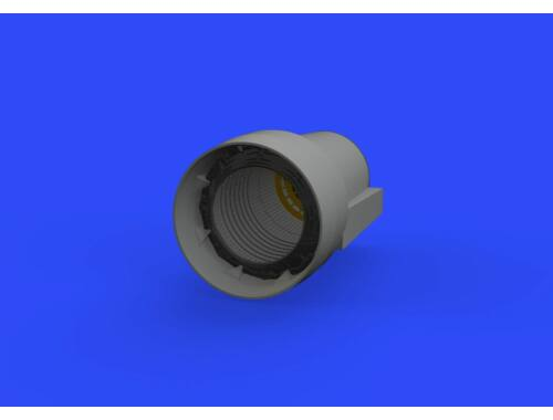 Eduard Crusader exhaust nozzle for HASEGAWA 1:48 (648302)