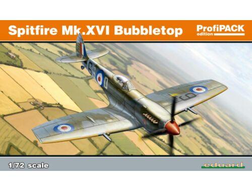 Eduard Spitfire Mk.XVI Bubbletop ProfiPACK 1:72 (70126)