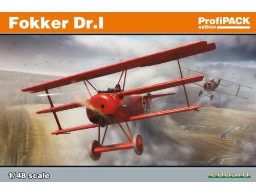 Eduard Fokker Dr.I ProfiPACK 1:48 (8162)