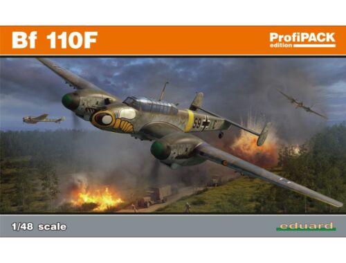 Eduard Bf 110F ProfiPACK 1:48 (8207)