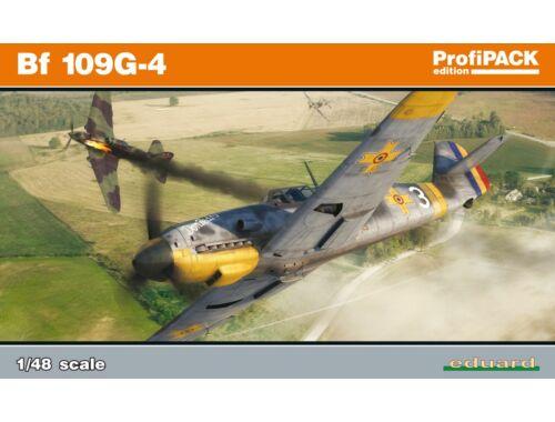 Eduard Bf 109G-4 ProfiPACK 1:48 (82117)