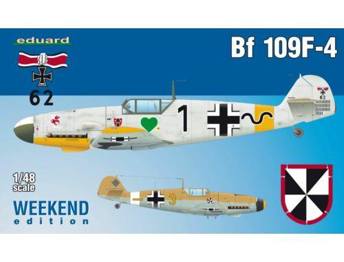 Eduard Bf 109F-4 WEEKEND edition 1:48 (84146)