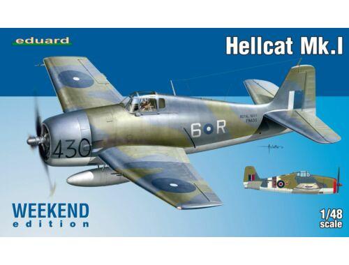 Eduard Hellcat Mk.I WEEKEND edition 1:48 (8435)