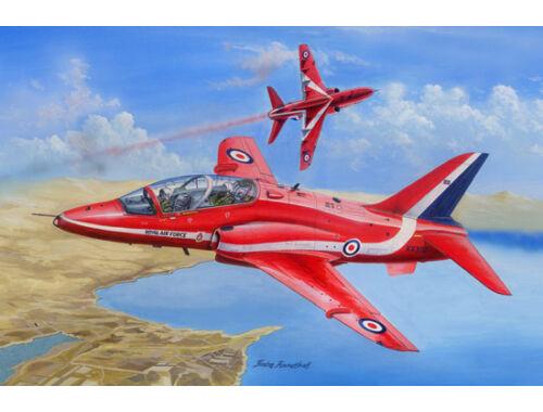 Hobby Boss RAF Red Arrows Hawk T MK.1/1A 1:48 (81738)