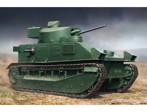 Hobby Boss Vickers Medium Tank MK II** 1:35 (83881)