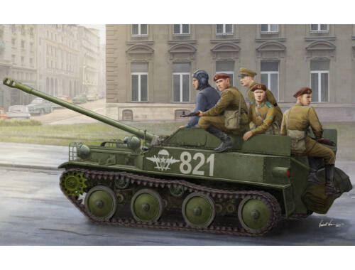 Hobby Boss Russian ASU-57 Airborne Tank Destroyer 1:35 (83896)