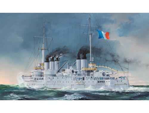 Hobby Boss French Navy Pre-Dreadnought Battleship Condorcet 1:350 (86505)
