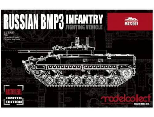 Modelcollect Russian BMP3 infantry fighting vehicle 1:72 (MA72007)
