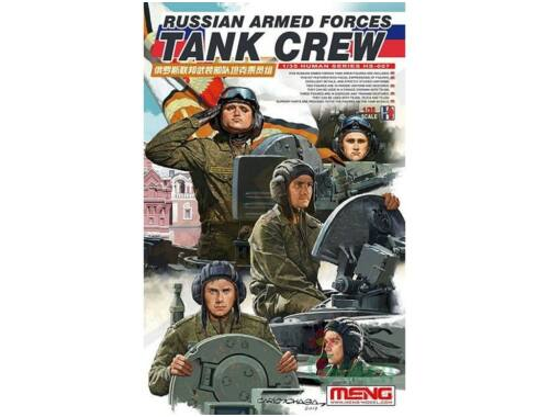 Meng Russian Armed Forces Tank Crew 1:35 (HS-007)
