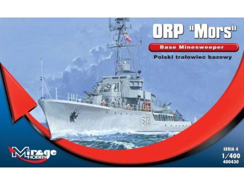 "Mirage Hobby ORP ""MORS"" Base Minesweeper 1:400 (400430)"