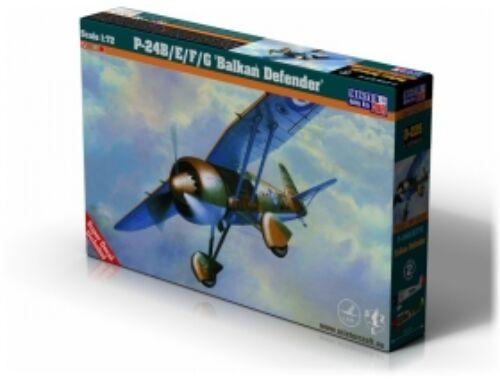Mistercraft P-24 B/E/F/G Balkan Defender 1:72 (D-225)
