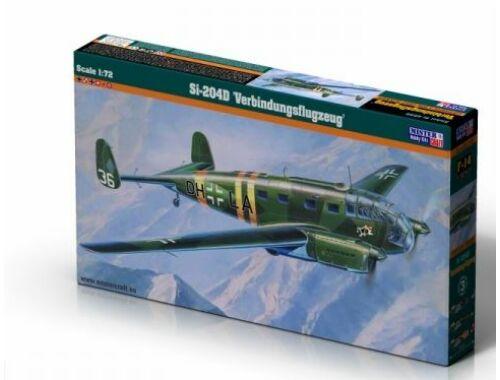 "Mistercraft Si-204D ""Verbindungsflugzeug"" 1:72 (F-14)"