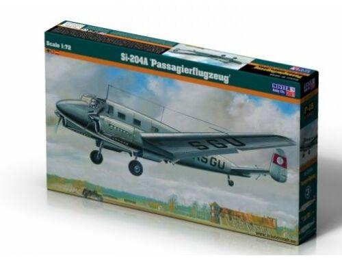 "Mistercraft Si-204A ""Passagierflugzeug"" 1:72 (F-15)"