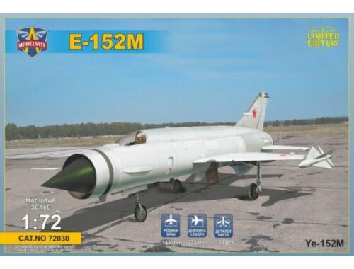 Modelsvit Ye-152M Heavy interceptor prototype 1:72 (72030)