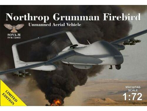 Modelsvit N.G.Firebird UAV concept 1:72 (SVM-72003)