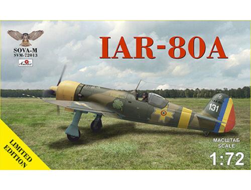 Modelsvit IAR-80A (no.109,31) 1:72 (SVM-72013)