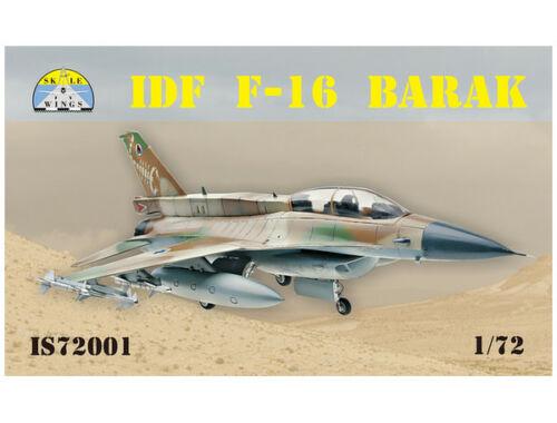 "Modelsvit IDF F-16 ""Barak"" 1:72 (SWIS72001)"