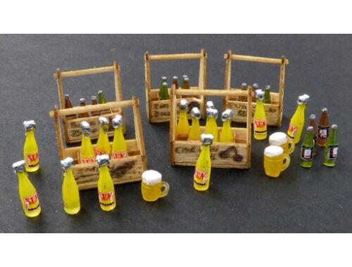 Plus Model Berry and lemonade crates 1:35 (422)