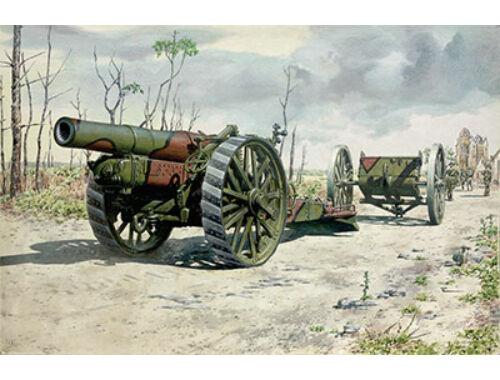 Roden BL 8-inch Howitzer Mark VI 1:72 (716)