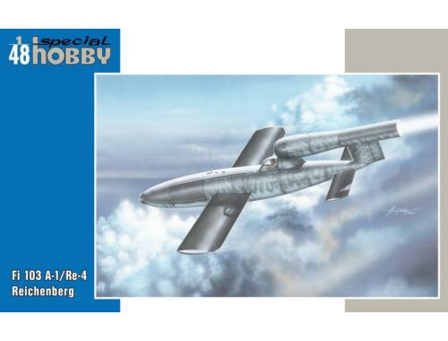 Special Hobby Fi 103A-1/Re 4 Reichenberg 1:48 (48190)