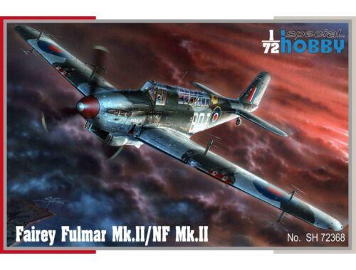 Special Hobby Fairey Fulmar Mk.II/NF MK.II 1:72 (72368)