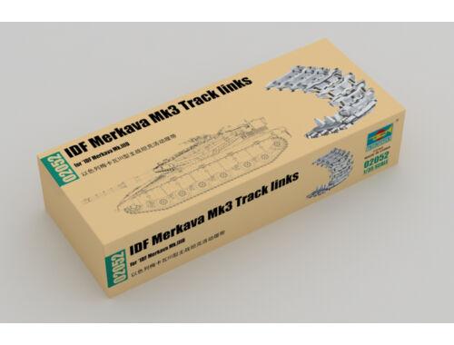 Trumpeter IDF Merkava Mk3 Track links 1:35 (2052)