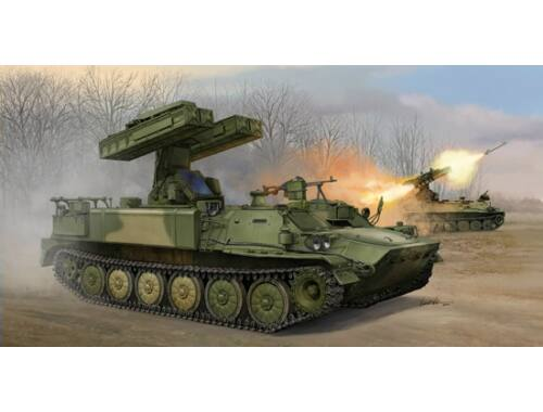 Trumpeter Russian SA-13 GOPHER 1:35 (05554)