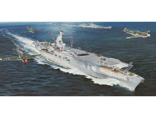 Trumpeter German Navy Aircraft Carrier DKM Peter Strasser 1:350 (05628)