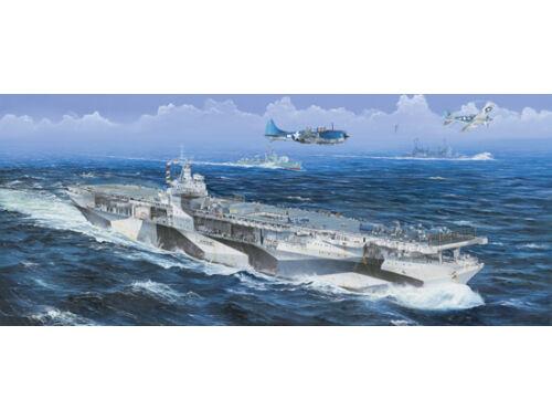 Trumpeter Aircraft Carrier USS Ranger CV-4 1:350 (5629)