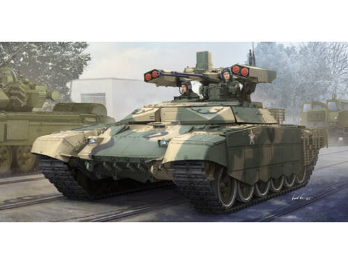 Trumpeter Russian BMPT-72 Terminator-2 1:35 (09515)