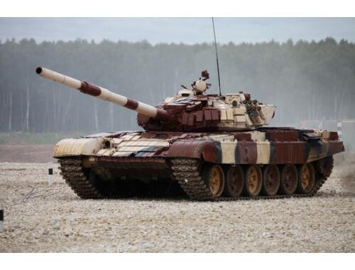 Trumpeter Russian T-72B1 MBT(w/kontakt-1 reactive amor) 1:35 (9555)