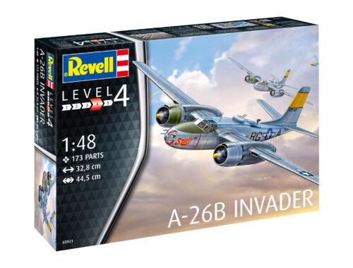 Revell A-26B Invader 1:48 (3921)