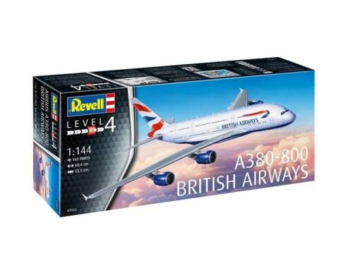 Revell A-380-800 Emirates 1:144 (3922)