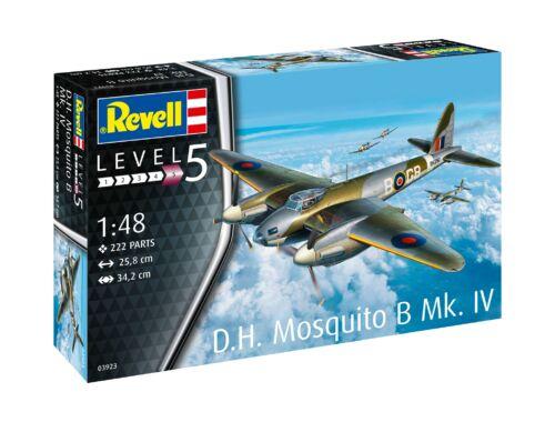Revell Mosquito Bomber Mk. IV. 1:48 (3923)
