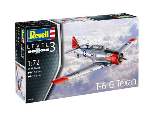 Revell T-6 G Texan 1:72 (3924)