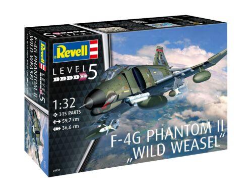 Revell F-4G Phantom USAF 1:32 (4959)